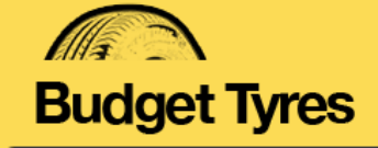 budget tyres logo