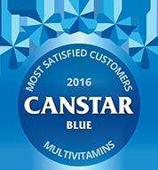Multivitamins 2016 Award Logo