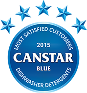2015 award for diswashing detergents