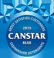 2015 award for diswashing detergents