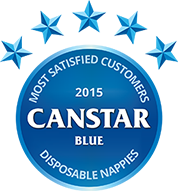 2015 award for disposable nappies