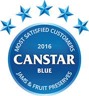 2016 Award for Jams & Fruit Preserves