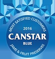 2016 Award for Jams & Fruit Preserves