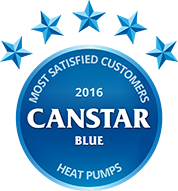 2016 award for heat pumps