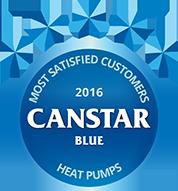 2016 award for heat pumps