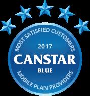 2017 award for mobile plan providers
