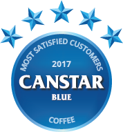 2017 award for coffee