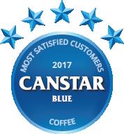 2017 award for coffee