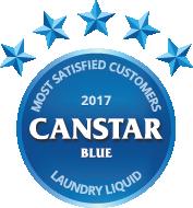 2017 award for laundry liquids
