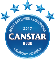 2017 award for laundry powder