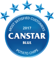 2017 award for potato chips