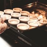 cupcakes in samsung oven