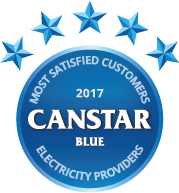 2017 award for electricity providers