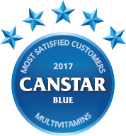 2017 award for multivitamins