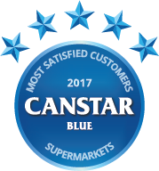 2017 award for supermarkets