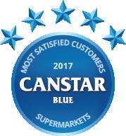 2017 award for supermarkets