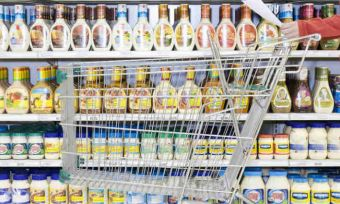 most popular grocery items