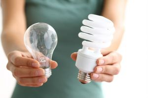 energy efficient lights compared