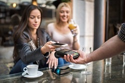 contactless payment system
