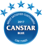2017 award for car tyres