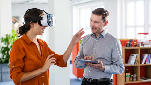 virtual reality ipad