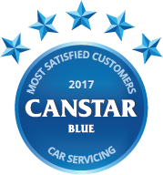2017 award for car servicing