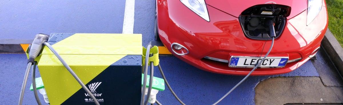 electric car charging EV power plans