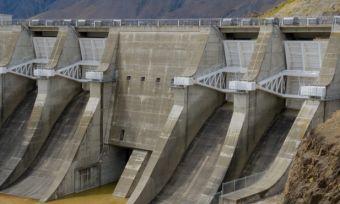 hydro power dam