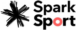 Spark Sport streaming TV logo