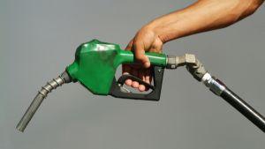 Petrol Pump Handle