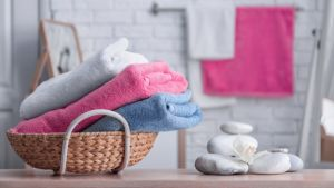 how often to launder towels