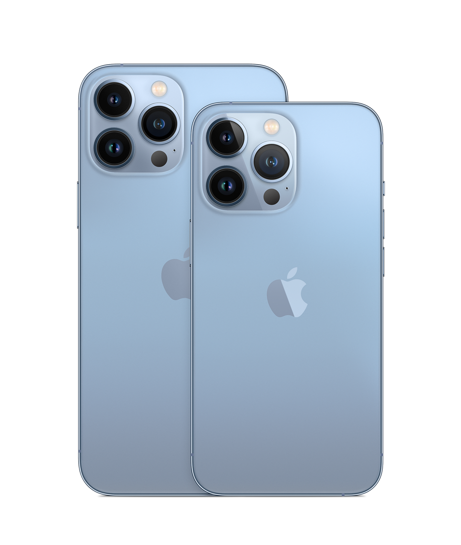 iPhone 13 pro and pro max: Upgrade your phone