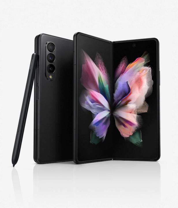 Samsung galaxy fold 3 phone
