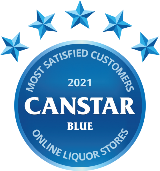 Canstar Blue Most Satisfied Customers Online Liquor Stores 2021
