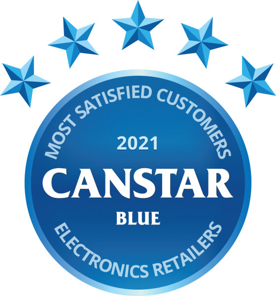 Canstar Blue Most Satisfied Customers Electronics Retailers 2021