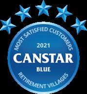 customer satisfaction award logo