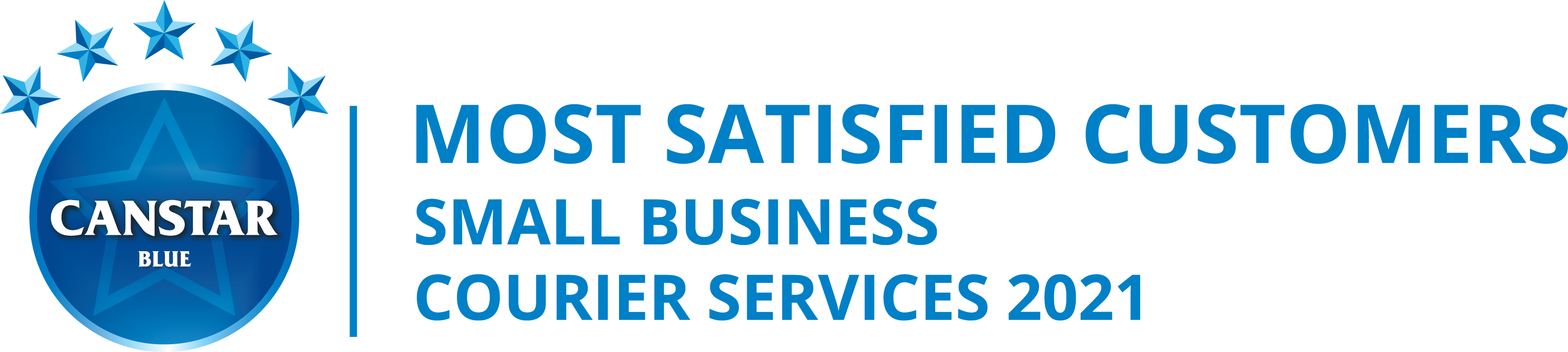 most satisfied customers courier services