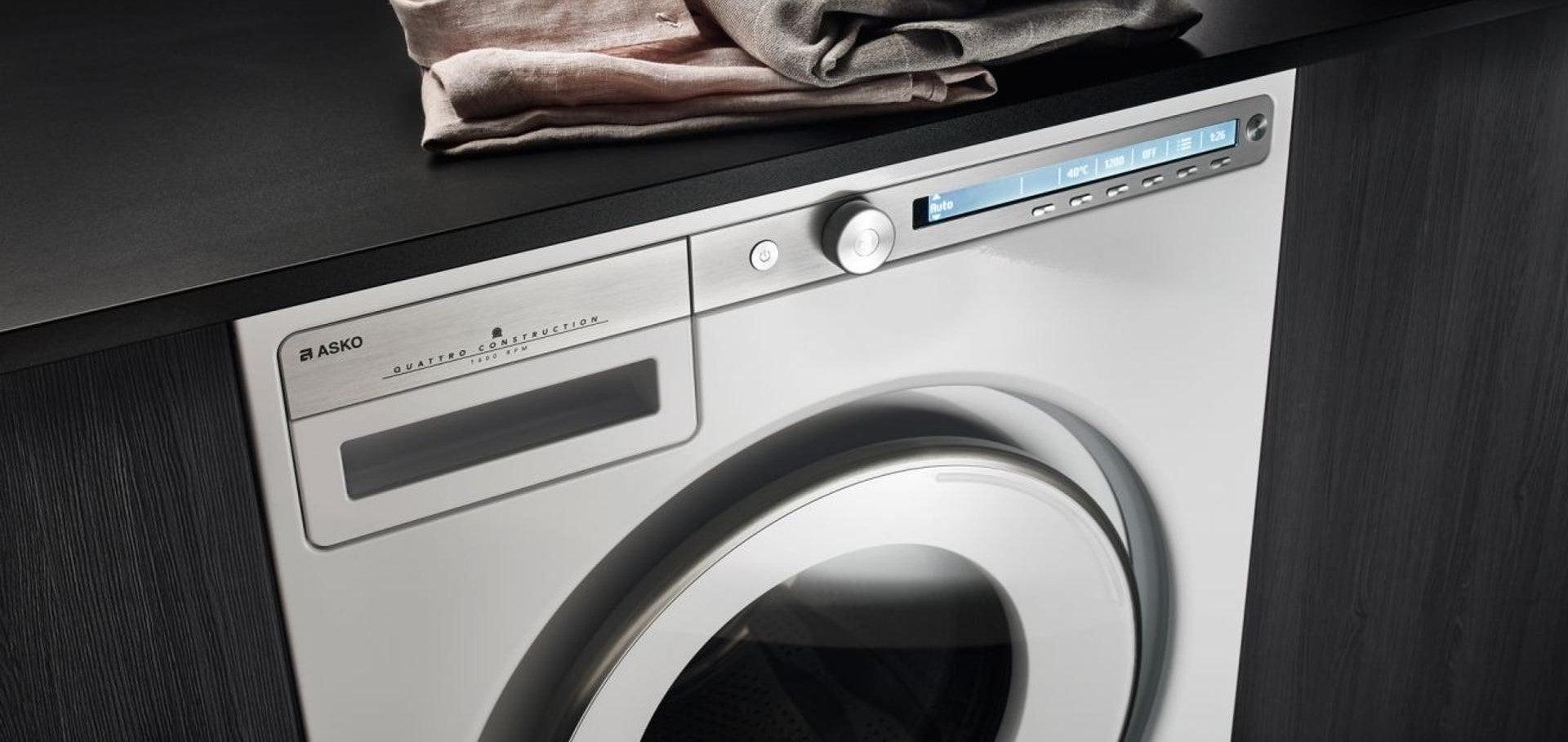 Asko W4086PW washing machine