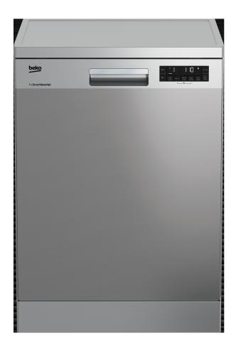 BEKO BDF1620X most energy-efficient dishwashers