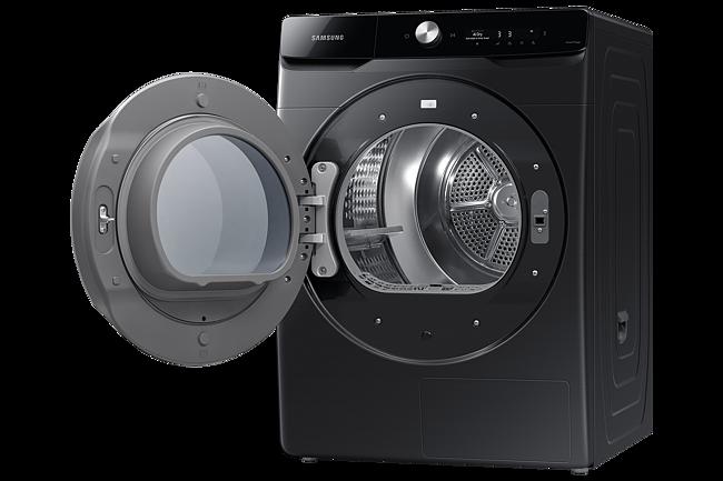 Samsung energy-efficient clothes dryer