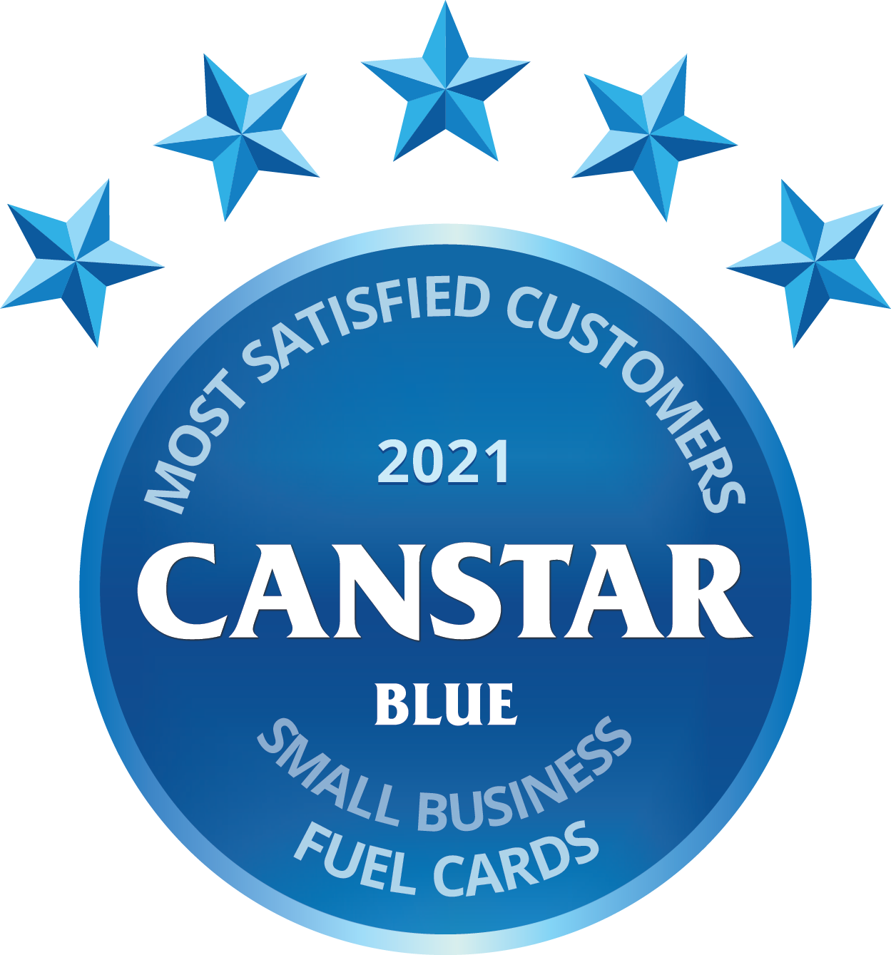 most satisfied customers fuel cards