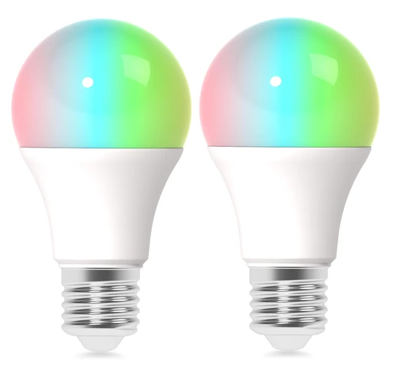 Lenovo smart colour bulb smart lighting