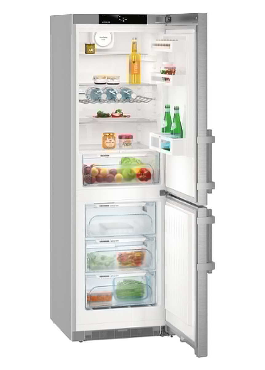 most energy-efficient refrigerators: liebherr