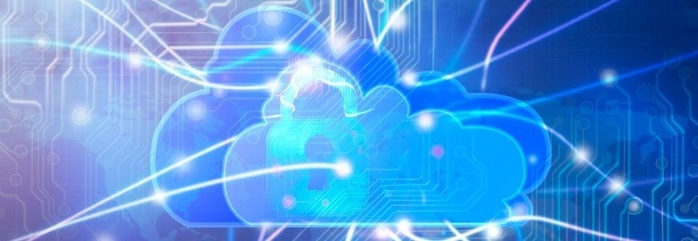 Online cloud banner