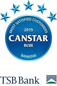 TSB achieves 2015 banking award
