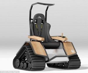 Zeisel wheelchair
