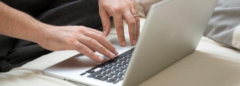 fast internet laptop new banner