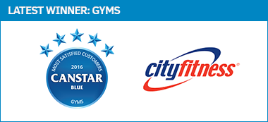 Gyms - Award Winner, 2016