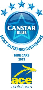 Most Satisfied Customers - Hire Cars, New Zealand - 2013
