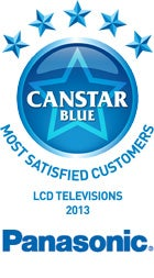 Most Satisfied LCD TV Customers In New Zealand: 2013